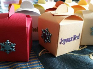 Crafting projects - boxes